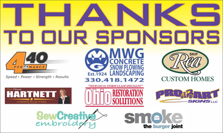 Event Sponsor Banners Construction Worker Banners